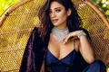 Picture sexy, pose, necklace, makeup, dress, brunette, hairstyle, bracelet, jacket, photoshoot, brand, Shay Mitchell, Shay Mitchell, ...