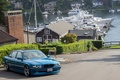 Picture BMW, blue, 7series, E38