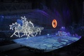 Picture show, magic, horses, Russia, horse, horses, the city, three, Sochi 2014, The opening ceremony of ...