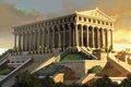 Picture Temple of Artemis, painting, ancient, art