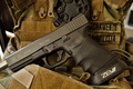 Picture weapons, self-loading, Glock 20, gun