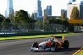 Picture Australia, andrian sutil, force india, australiangp, Grand Prix, 2011