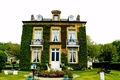 Picture house, greens, France, mansion