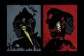 Picture Harley Quinn, DC Comics, Batman, Joker, Catwoman