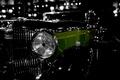 Picture Bentley, headlight, grille, retro