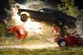 Picture death proof, crash, clash, Death proof, Tarantino