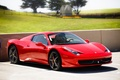 Picture Ferrari, red, 458, Italia