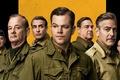 Picture John Goodman, Treasure hunters, poster, Jean Dujardin, Jean Dujardin, John Goodman, George Clooney, George Clooney, ...