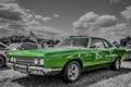Picture car, classic, 1969, retro, Ford Galaxie