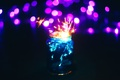 Picture lights, holiday, magic, new year, Christmas, fairy lights