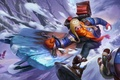 Picture Snowdown, Singed, Snowday, LoL, League of legends