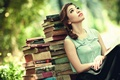 Picture books, mood, girl