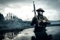 Picture Battlefield 1, soldiers, Electronic Arts, war, the game