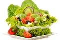 Picture vegetables, greens, vegetables, vegetable salad, vegetable salad, greens