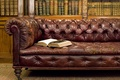 Picture style, sofa, books, Antiques, old, book, library