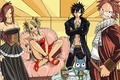 Picture anime, art, characters, Fairy Tail, Fairy tail