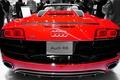 Picture Spyder, Rear, Wide, Audi