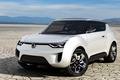 Picture the concept, crossover, Ssang Yong