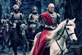 Picture TV Series, Tywin Lannister, actor Charles Dance, Shield of Lannisport and Warden of the West, ...