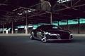 Picture CW-5, Sports car, Drives, Lights, Chrome, Matte Black, Audi, Audi