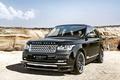Picture Land Rover, Range Rover, Hamann, Black, range Rover, Vogue