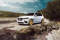 Picture BMW, Car, Front, White, SUV, X5M, VELOS