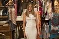 Picture smile, white, clothing, figure, dress, hairstyle, bags, Hot Pursuit, shelves, hanger, Sofia Vergara, Sofia Vergara, ...