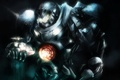 Picture Pacific rim, Gipsy Danger, pacific rim, Jaeger, robot, art