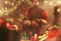 Picture Team Fortress 2, Heavy, Happy Christmas, Happy New Year