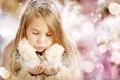 Picture snow, merry christmas, children, child, child, enjoy, beautiful girl, beautiful little girl, children, snow, enjoy, ...