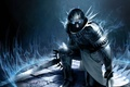 Picture weapons, magic, art, Magic, The Gathering, male, sword, armor