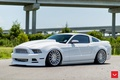 Picture ford, mustang, vossen, white