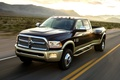 Picture The evening, Road, Machine, Speed, Car, 2012, Car, Speed, Wallpapers, New, Wallpaper, Dodge Ram 3500, ...