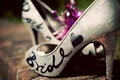 Picture figure, Shine, Shoes, heart