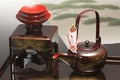 Picture Japan, kettle, Cup, Japan, stand