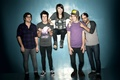 Picture Rob Chianelli, Taylor Jardine, Cameron Hurley, Jordan Eckes, Mike Ferri, We Are the In Crowd, ...