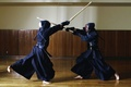 Picture the way, mood, together, sword, blur, art, girls, katana, the fight, two, instead, used, training, ...