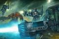 Picture Dark Angel, Warhammer 40000, space marine, Eternal Crusade, space wolf., Long War