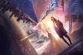 Picture abstraction, background, fantasy, Rachel McAdams, poster, Rachel McAdams, Doctor Strange, Doctor Strange, Christine Palmer