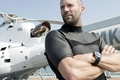 Picture cinama, Mechanic 2, neoprene diving suit, proficional killer, hitman, strong, powerful, Mechanic Resurrection, movie, beard, ...