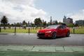 Picture Motors, Model, Red, Metallic, P85, 2010-14, Car, Tesla