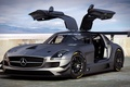 Picture GT3, Mercedes-Benz, art, SLS, AMG, supercar, dangeruss, Car