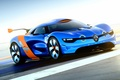 Picture Concept, Machine, The concept, Blue, Desktop, Renault, Car, Car, Reno, Beautiful, Wallpapers, Wallpaper, Alpine, A110-50, ...