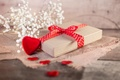 Picture flowers, gift, heart, Valentine's Day, romance, love, romantic, love, heart