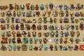 Picture Dragon Knight, Kunkka, Clockwerk, Elder Titan, Undying, Brewmaster, Legion Commander, Lifestealer, Sven, Axe, Huskar, Tusk, ...