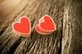 Picture heart, love, vintage, heart, wood, romantic