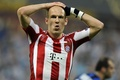 Picture Robben, football, Bayern