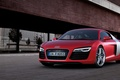 Picture audi, 2013, red