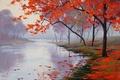 Picture FIGURE, ART, LAKE SIDE COLORS, ARTSAUS