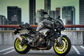 Picture city, wallpaper, logo, Yamaha, motorcycle, superbike, building, rust, strong, motorbike, roof, pipe, comfortable, beauty on ...
